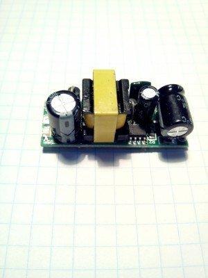 Сетевой модульный БП 220V Х12V 0.4А