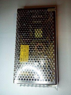 Сетевой модульный БП 220V Х12V 5-20А