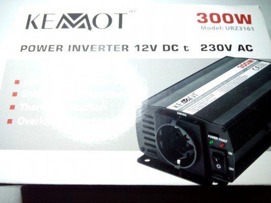 KEMOT 12V- 220V 300-1000Вт