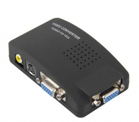 Конвертер Video to VGA