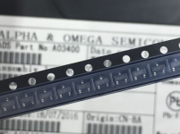 AO3400A A09T N-Channel MOSFET SOT23