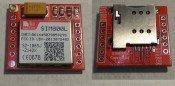 SIM800L module, GSM, GPRS