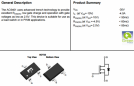 AO3401 SOT-23 P-Channel MOSFET