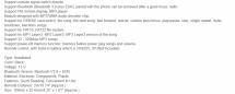 Bluetooth 12V MP3 WMA-декодер Аудио-модуль TF USB-радио
